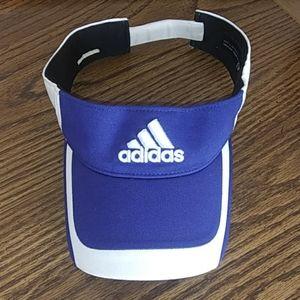 ADIDAS visor hat 👒 Like new!!
